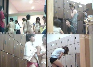 Changing Room Teens vol.01 - 90