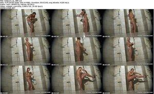 Russian voyeur shower hidden cam