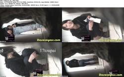 China voyeur Woman Toliet 250 – 300