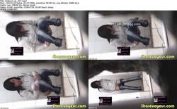 China voyeur Woman Toliet  325-400
