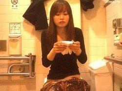 キャロルさんの セレブの集まる洋式トイレ File.001- 101
