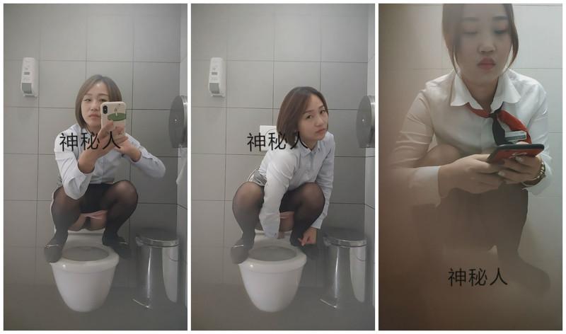 謎の男アウディポルシェ4Sショップ女性用トイレTPシリーズ11 HDコレクション[MP4 / 11V / 1G]