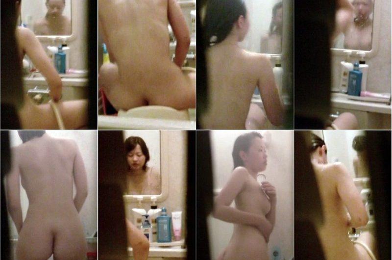 民家お風呂盗撮1-2(7本)