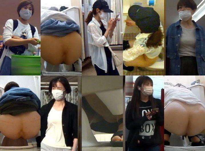 HD Japanese Toilet Style.253