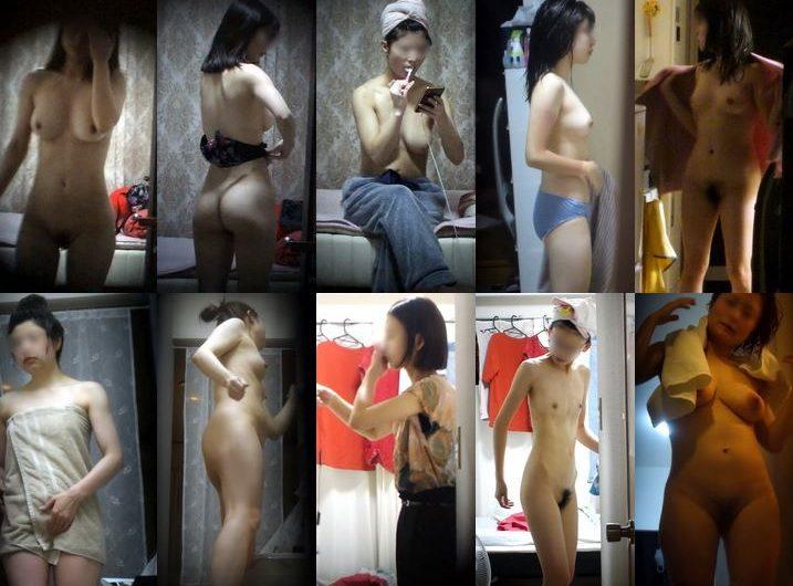 Gカップ美女、なんと長めのビラビラがオ◯ンコに収まらず、正面から見るとハミ出しています!!, ホットパンツが刺激的。パックリ割れ目がよく見えますが、ガチなので当然まだ具は閉じています。, 美人モデルの私生活。生々しいスレンダーな全裸が完全に丸見え。, スライム乳の女子大生は、彼氏の前で全裸で部屋を闊歩します